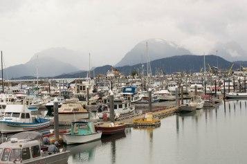Alaskan Harbor